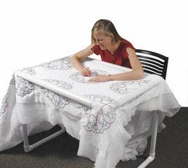 Quiltframes & tafel