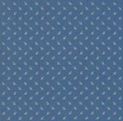 Blaue Stoffe