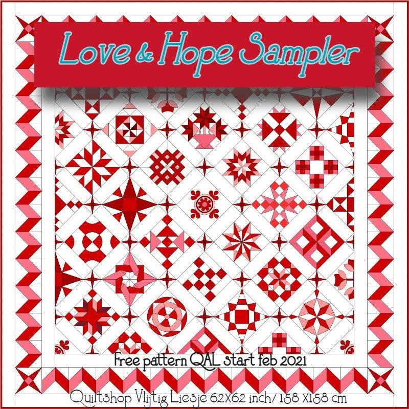 Stofpakketten-Love-&-Hope-Quilt