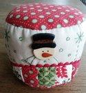 Speldenkussen-pakket-Snowman