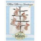 D223, Mini Merry Christmas Stockings_