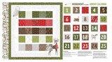 48272-11 Merriment Advent kalender panel_
