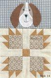 Patroonboek Scrappy Dogs Quilt_