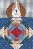 8Fat8 Pack 3 Scrappy Dogs Quilt _