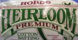 Tussenvulling Hobbs 3 meter breed 80% katoen 20% polyester_