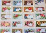 7352-12D Flea Market Mix Quilt labels_