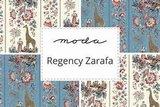 42351-11 Regency Zarafa white flowers_