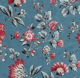 42351-13 Regency Zarafa Dotty Blue Flower_