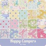 Charmpack Happy Campers Tilda_