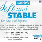 Soft & Stable 1 stuk 45,7 x 147 cm_