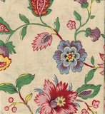 Stofpakket H Love & Hope Sampler Dutch Heritage prints op cremewit_