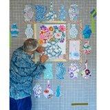 FAGP003 Gra Kaffe Fasset  Design Wall Flanel_