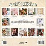 That Patchwork Place Quilt Calendar 2022_