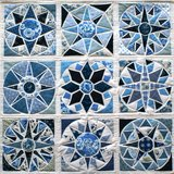 Dutch Tile Quilt patroon_