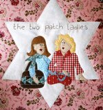 Patroon Kussenhoes Two Patch Ladies_