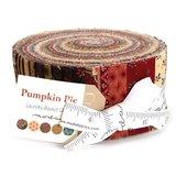 42280JR Moda Jellyroll Pumpkin Pie _