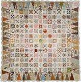 Compleet pakket Paper Pieces Dear Jane Quilt_
