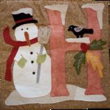 BVM Merrie Christmas by Buttermilk Basin _