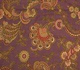 Quiltpakket Hexagon Quilt met donkerpaarse rand _