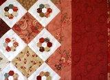 Quiltpakket Hexagon Flowers_