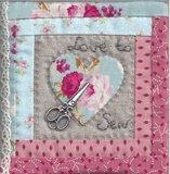 Naaldenboekje Love to Sew_