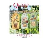 BVM Olivia's tuin Quilt _