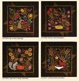KIT1814 By a Hare (Spring /Lente Quiltpakket) van Bonnie Sullivan _