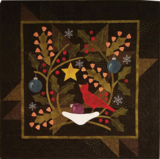 KIT1817 Cardinal Rule (Winter Quiltpakket) van Bonnie Sullivan _