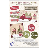 BVM Sew Merry Rood_