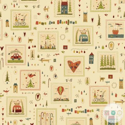 4790-442 Home for Christmas plaatjes