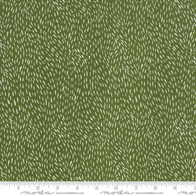 48277-13 merriment Green Fur