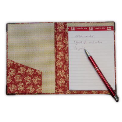 Medium Notebook maat A6