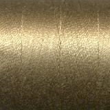 2370 donkerbeige/ Aurifil mako 40 1000mt. grote klos