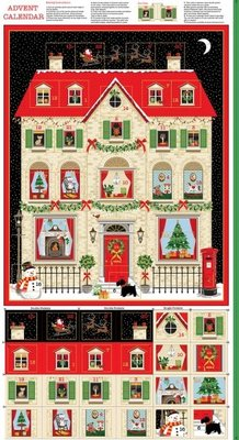 2133/1 House Advent kalender