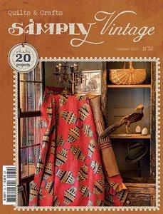 Simply Vintage nr.32 herfst 2019