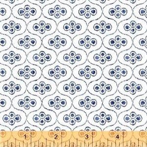 51427-1 Blue Byrd Porcelain Ogee