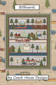 CHD 1912 Billboards Patroon