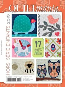 Quiltmania Children Special 2016