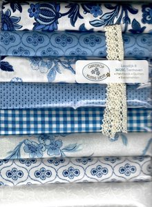 8xFat8 Pack Delft Blue White