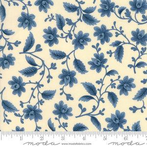 31600-12 Nancy's Needle 1850-1880 ecru blue