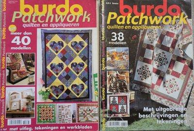 Vakantie pakket 3 twee Quilttijdschriften