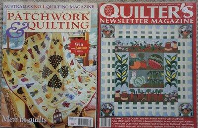 Vakantie pakket 24 twee Quilttijdschriften