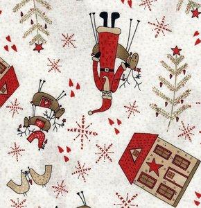 706908-ecru 6890-073 Scvandinavian Christmas allover