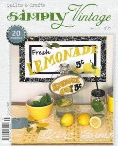 Simply Vintage nr.35 zomer 2020