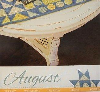 woe 26 augustus Quiltbee