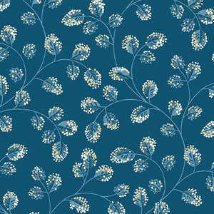 9581B perfect Union cotton indigo