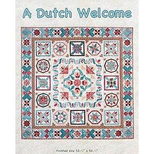 Patroon A dutch welcome by Anke de Haan