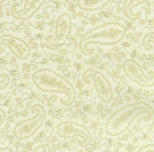 """4855-088 Mayfair 108"""" Quiltbacking paisley creme -beige"""