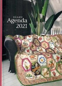 Quiltmania Agenda 2021