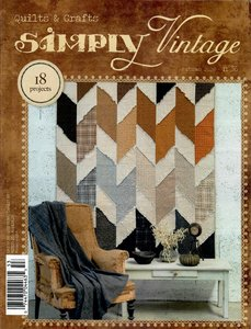 Simply Vintage nr.36 herfst 2020